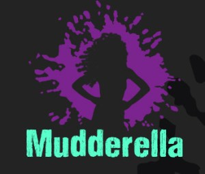 Can you spot my slight update to the Mudderella logo?